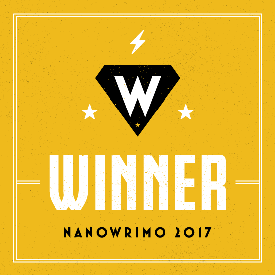 Official NaNoWriMo 2017 Winner